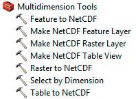 Cómo representar y convertir archivos NetCDF - Gis&Beers