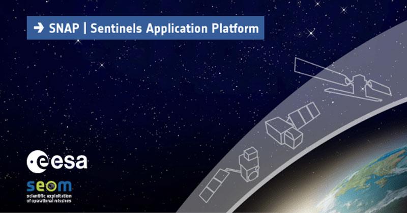 Herramienta SNAP para análisis de imágenes satélite Sentinel