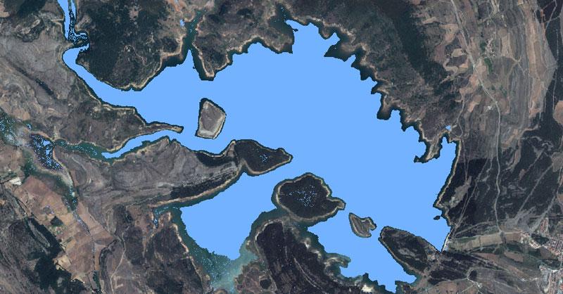 Cálculo del Indice Topográfico de Humedad TWI