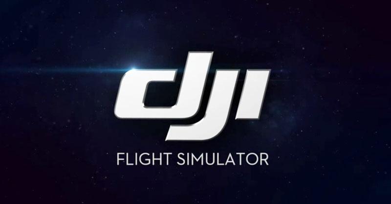 DJI Flight Simulator: simulador de vuelo de drones
