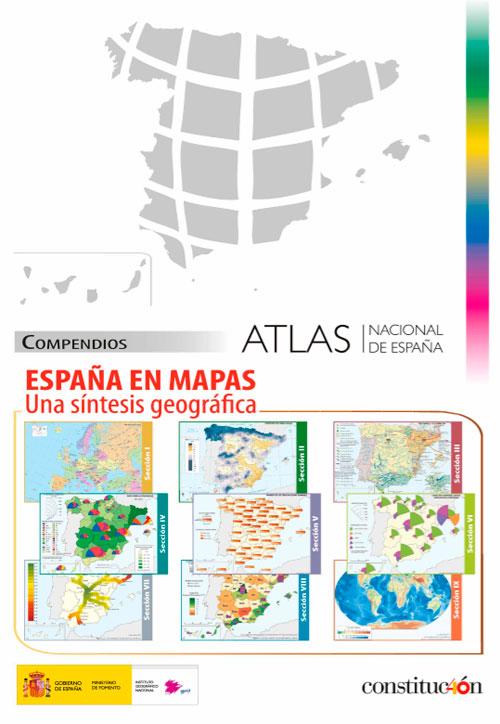 Descargar Atlas Nacional de España ANE