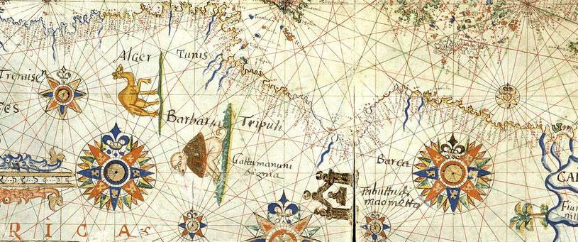 Mapa de Plácido Caloiro