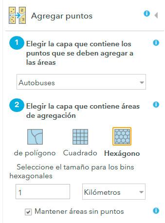 Crear teselas hexagonales en GIS