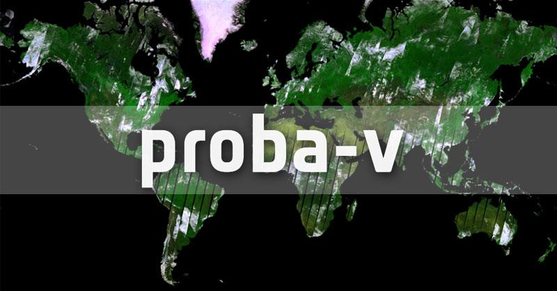 Descarga de imágenes PROBA-V
