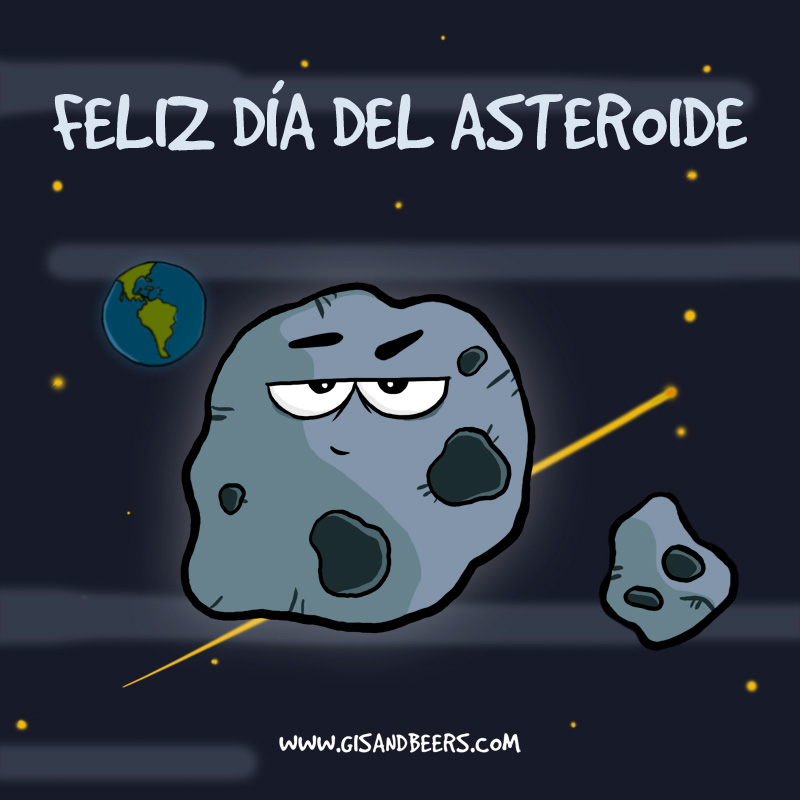 Día mundial del asteroide