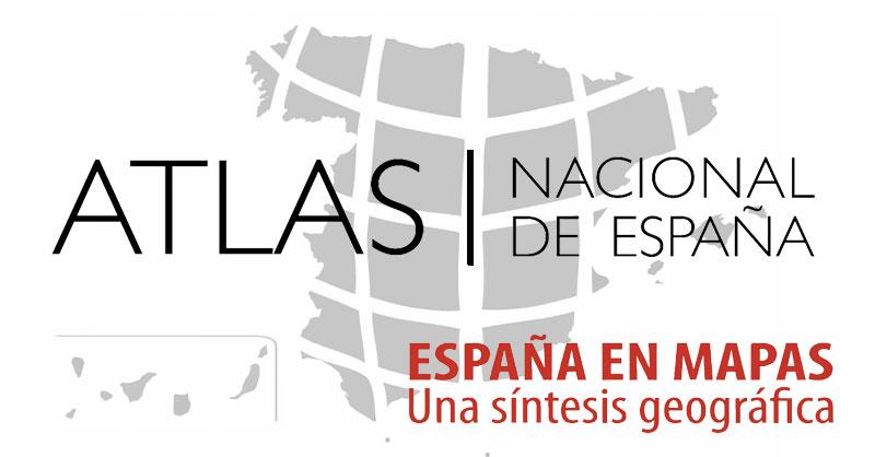 Descarga del Atlas Nacional de España en PDF