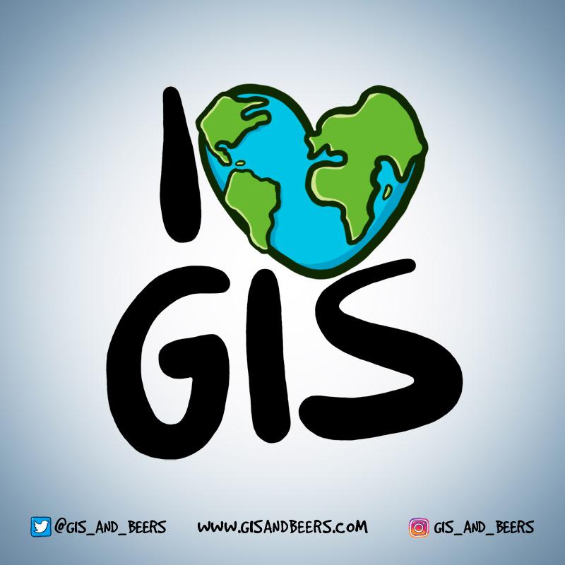 I Love GIS