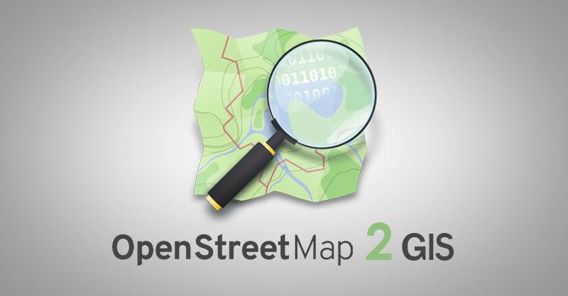 Convertir OpenStreetMap a Shapefile