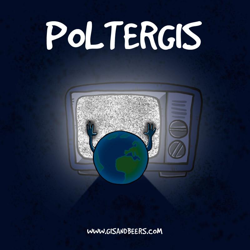 PolgerGIS, fantasmas cartográficos