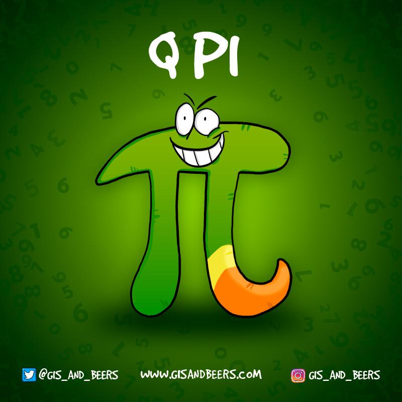 QGIS Pi 3.14