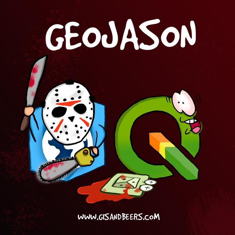 GeoJson asesino