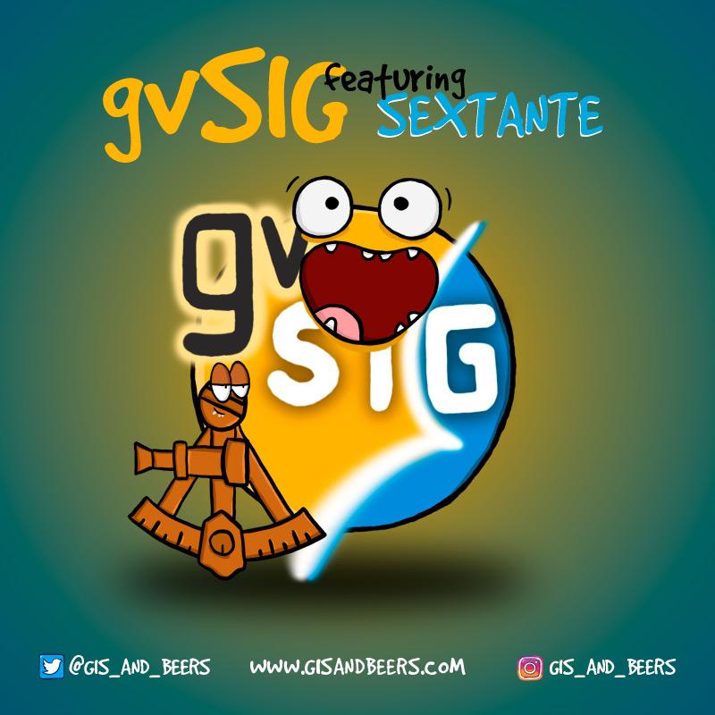 gvSIG y Sextante