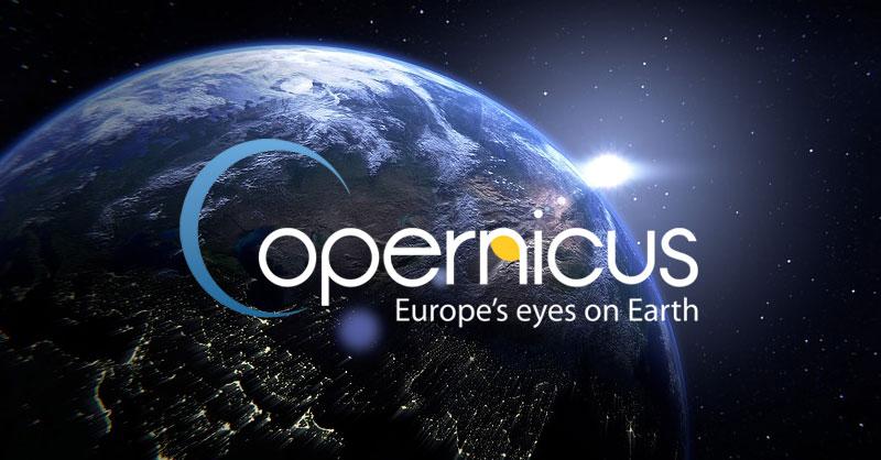 Descargar cartografía Proyecto Copernicus