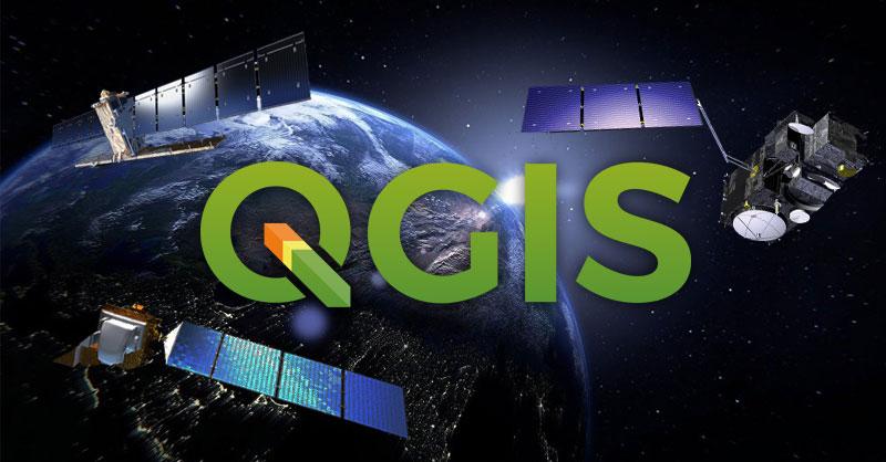Plugin SPC para descargar imagenes satelite en QGIS