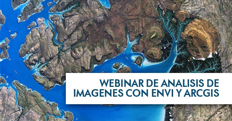 Análisis de imágenes con ENVI y ArcGIS