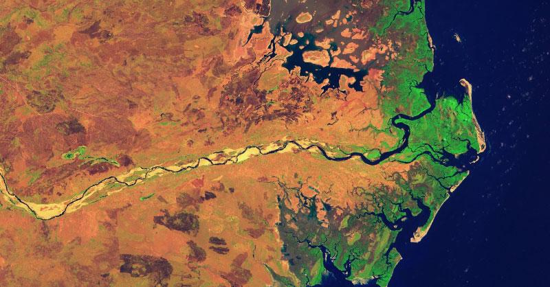 Estima hidrológica en cuencas hidrográficas