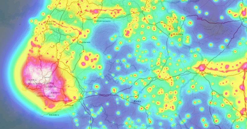 Cómo crear mapas de calor HeatMaps