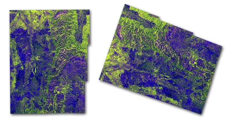 Cómo corregir geométricamente imágenes satelitales