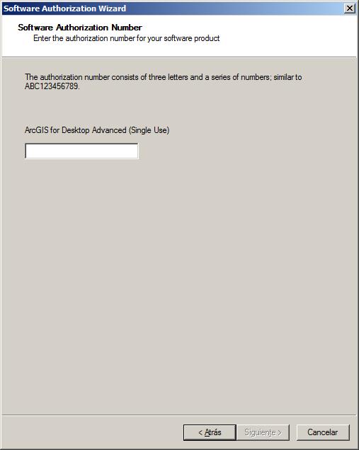 Introducción del codigo EVA de ArcGIS
