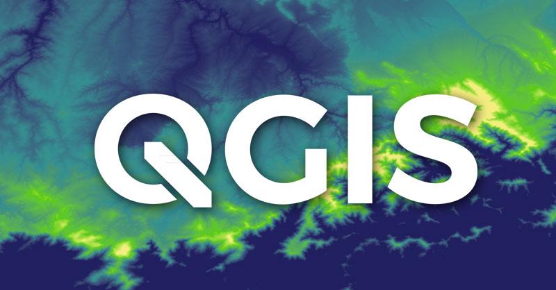 Plugin SRTM para descargar DEM en QGIS