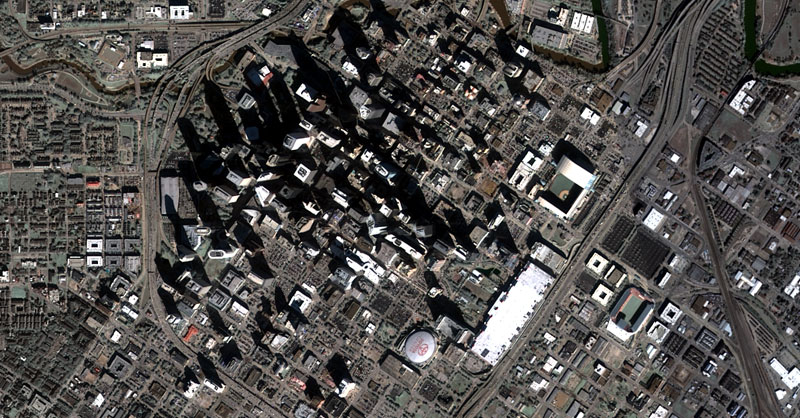 Imágenes satélite Deimos a 1 metro de resolución