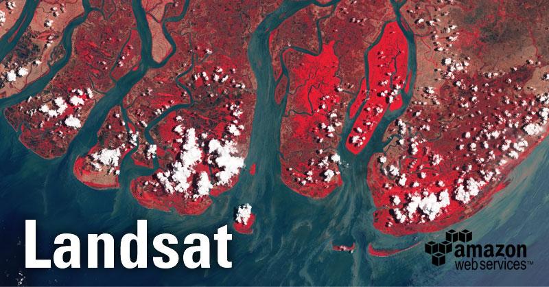 Cómo descargar el histórico total de imágenes Landsat