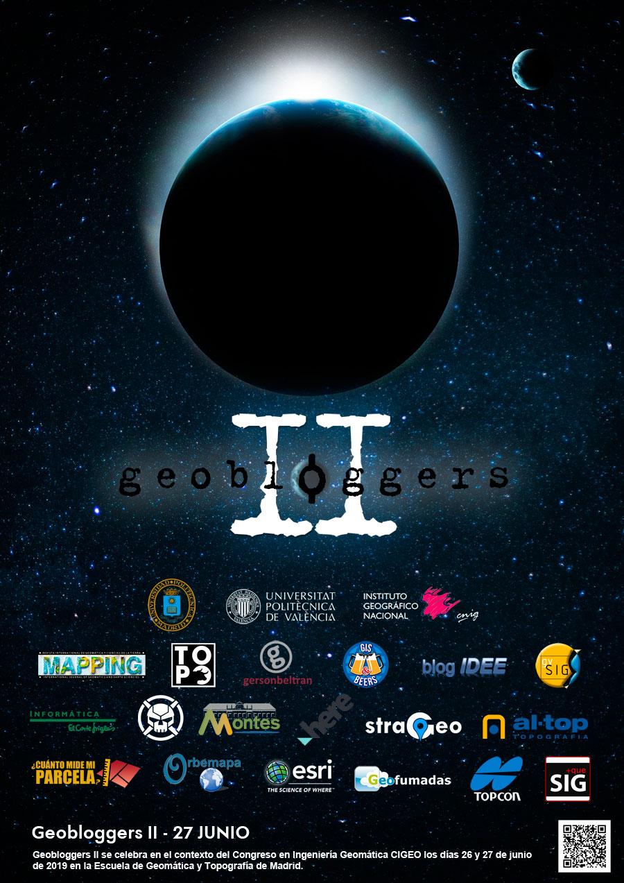 Encuentro Geobloggers II a Madrid