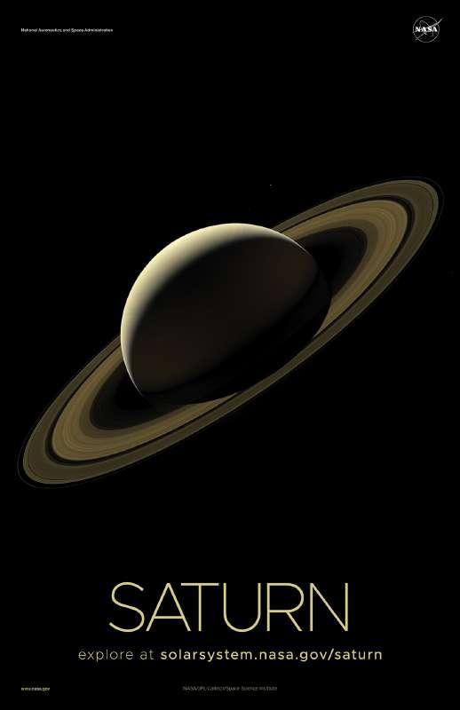 Posters del Sistema Solar de la NASA