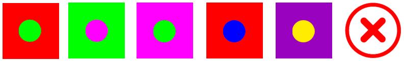 Contraste de colores en mapas