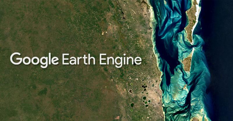 Cómo activar tu cuenta de Google Earth Engine