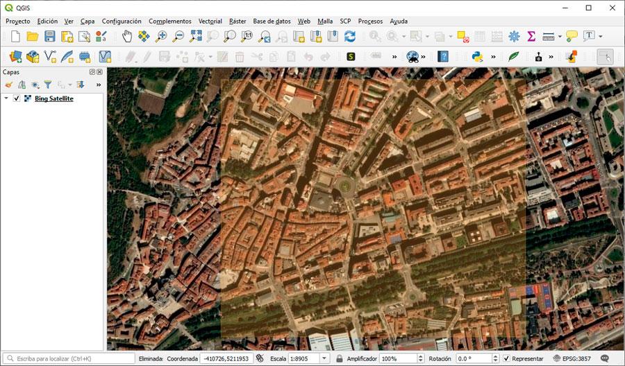 Cómo descargar cartografía OSM
