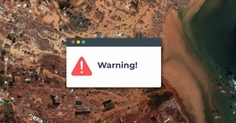 Errores en Hec-GeoRAS en la modelización de avenidas e inundaciones