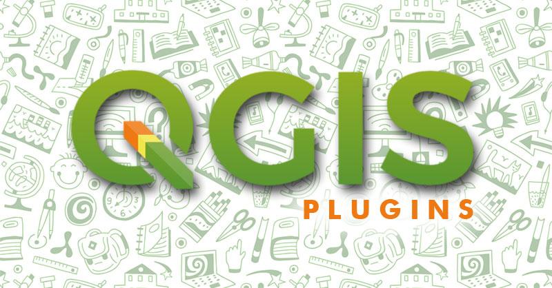 Recopilatorio de plugins para QGIS