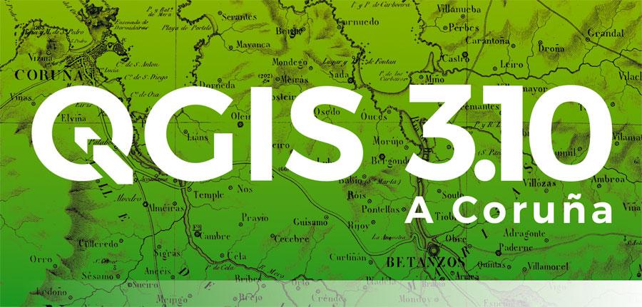 Descargar QGIS 3.10 A Coruña