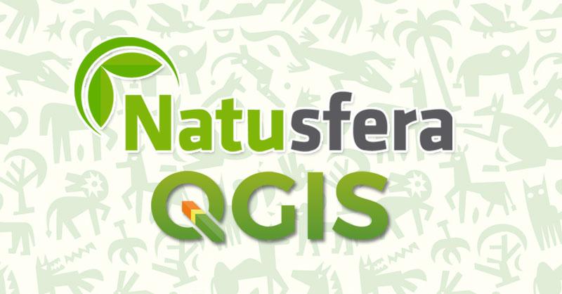 Plugin Natusfera para descarga de distribución de especies