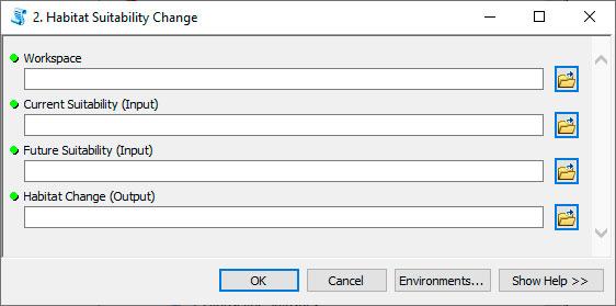 Toolbox para análisis de impacto ambiental de infraestructuras