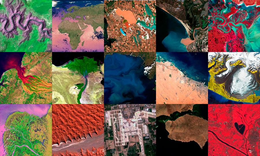 Cuál es la mejor imagen satélite para usar