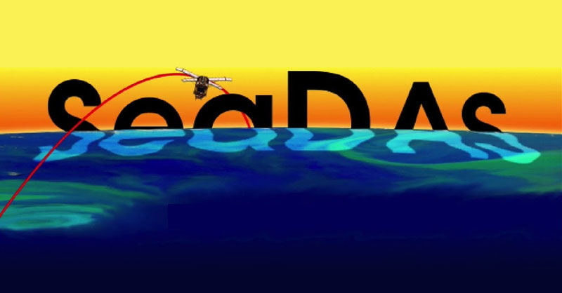 SeaDAS para análisis marinos y oceánicos