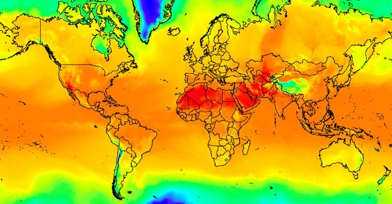 Cómo descargar datos climáticos ERA5-Land