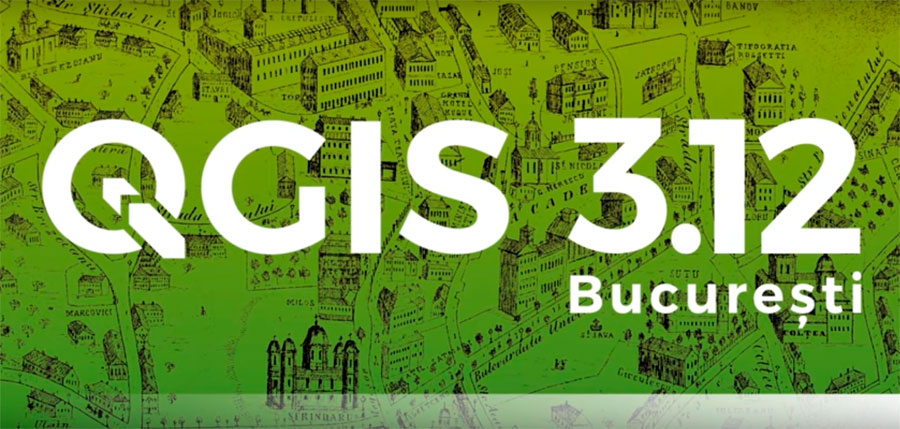 Descarga QGIS 3.12 București