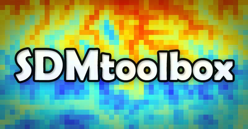 SDMTools para análisis de distribución de especies