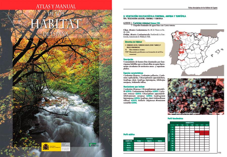 Atlas de hábitats