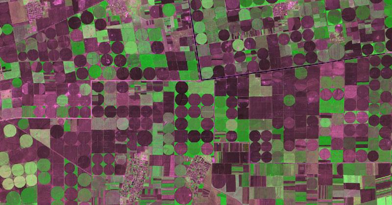 Webinar NASA: Aplicaciones de la teledetección en agricultura