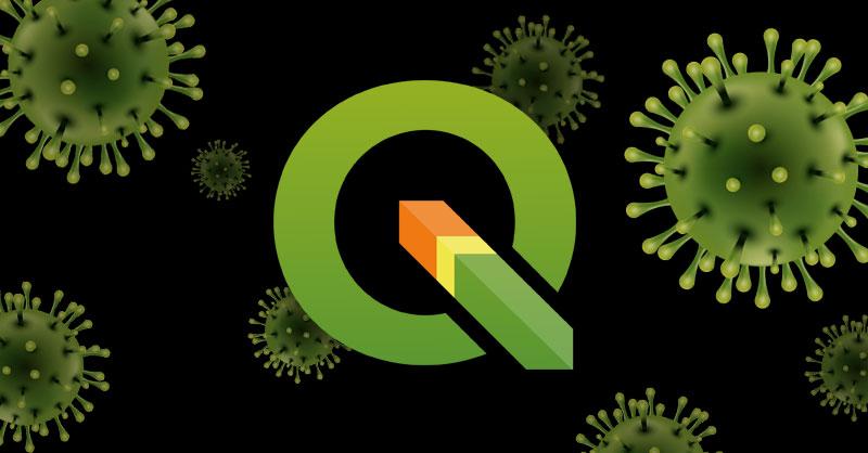 Cómo hacer mapas de coronavirus con QGIS