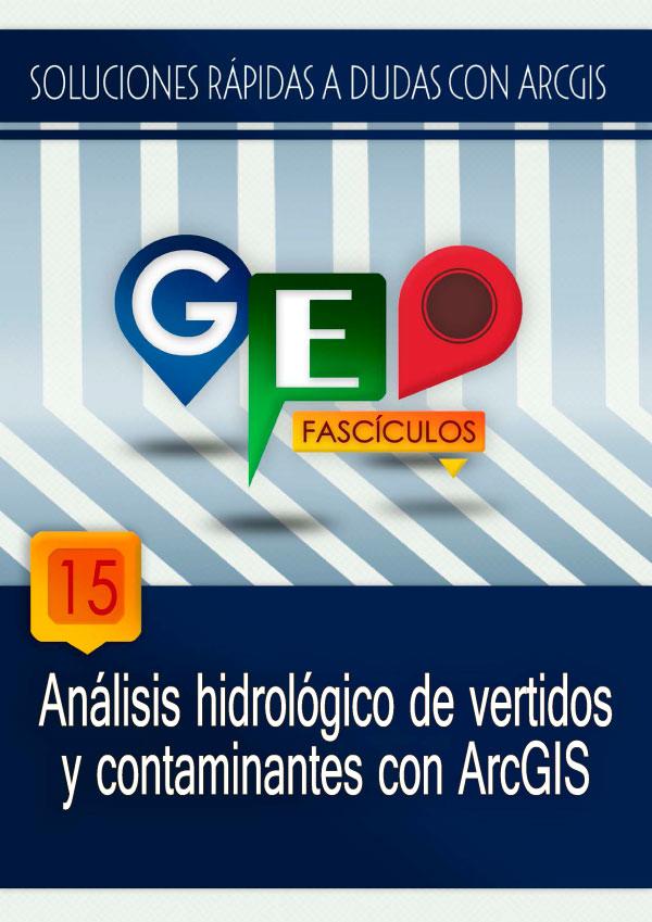 Manual PDF Análisis de vertidos con Arc Hydro Tools