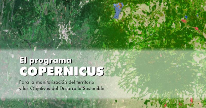 Libro de descarga El Programa Copernicus para la monitorización del territorio y los Objetivos del Desarrollo Sostenible