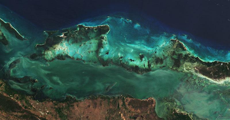 Webinar ARSET: Teledetección de ecosistemas costeros