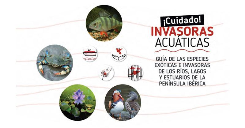Guía de distribución de Especies Exóticas Invasoras