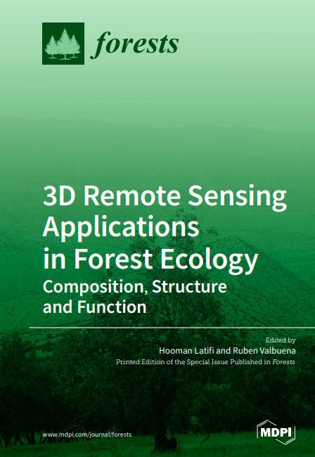 Libro Teledetección forestal de bosques, estructura, composición y función