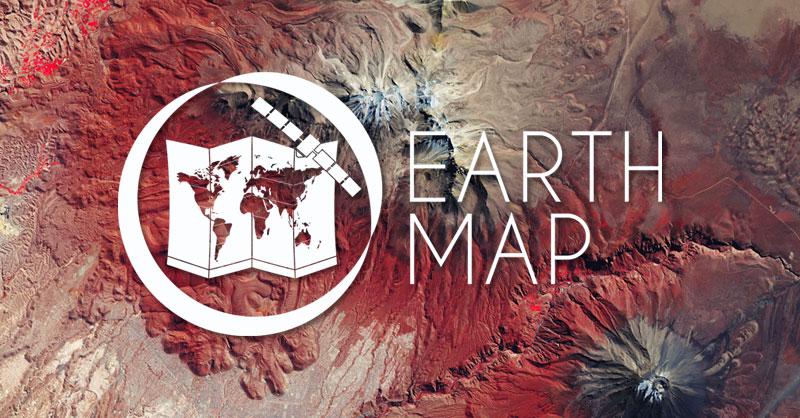 Earth Map: más de 100 mapas temáticos en Earth Engine sin usar scripts